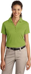 Port Authority Ladies Silk Touch Interlock Polos