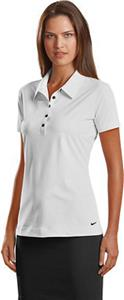 Nike Golf Elite Series Dri-FIT Ottoman Womens Polo