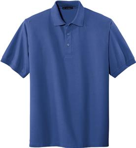 Port Authority Mens Silk Touch Polos