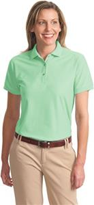 Port Authority Ladies Silk Touch Polos
