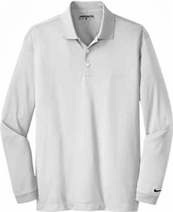 Nike Golf Long Sleeve Dri-FIT Stretch Adult Polos