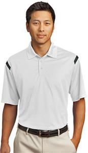 Nike Golf Dri-FIT Shoulder Stripe Adult Polo Shirt