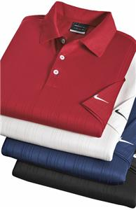 Nike Golf Dri-FIT Drop Needle Adult Polo Shirts