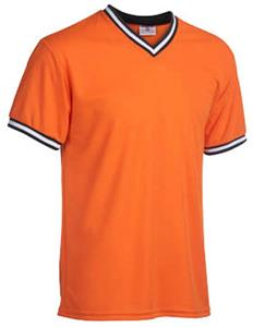 Teamwork Major Team Colors V-Neck Baseball Jersey