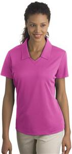 Nike Golf Dri-FIT Micro Pique Ladies' Pink Polos