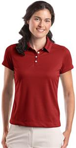 Nike Golf Dri-FIT Pebble Texture Women's Polos