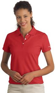 Nike Golf Dri-FIT Pique II Ladies' Polo Shirts