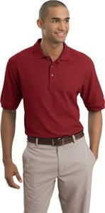 Nike Golf Pique Knit Adult Polo Shirts