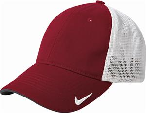 Nike Golf Mesh Back Flexfit Caps