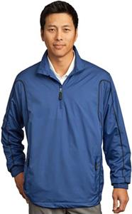 Nike Golf 1/2-Zip Adult Polyester Wind Jacket