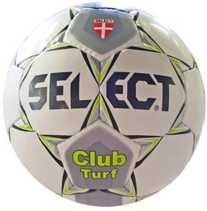 Select Club Turf Soccer Ball Size 4-Closeout