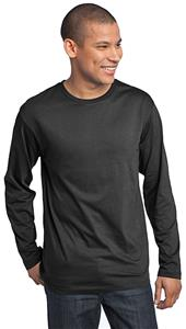 District Made Men's Perfect Weight Long Sleeve Tee