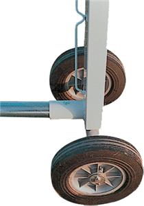 TC Sports Soccer Goal Transport Wheels