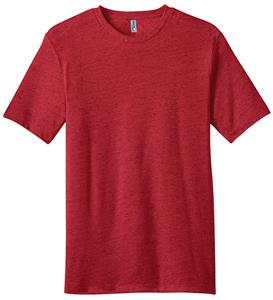 District Made Men's Textured Crew Tee Shirts