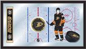 Holland NHL Anaheim Ducks Hockey Rink Mirror