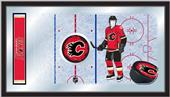 Holland NHL Calgary Flames Hockey Rink Mirror