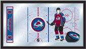 Holland NHL Colorado Avalanche Hockey Rink Mirror