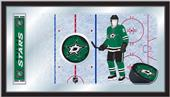 Holland NHL Dallas Stars Hockey Rink Mirror
