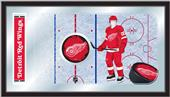 Holland NHL Detroit Red Wings Hockey Rink Mirror