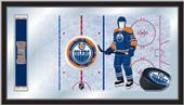 Holland NHL Edmonton Oilers Hockey Rink Mirror