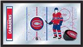 Holland NHL Montreal Canadiens Hockey Rink Mirror