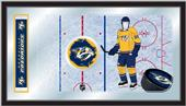 Holland NHL Nashville Predators Hockey Rink Mirror
