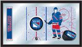 Holland NHL New York Rangers Hockey Rink Mirror