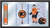 Holland NHL Philadelphia Flyers Hockey Rink Mirror