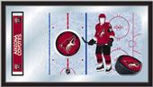 Holland NHL Arizona Coyotes Hockey Rink Mirror