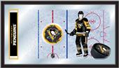 Holland NHL Pittsburgh Penguins Hockey Rink Mirror
