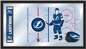 Holland NHL Tampa Bay Lightning Hockey Rink Mirror