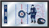 Holland NHL Winnipeg Jets Hockey Rink Mirror