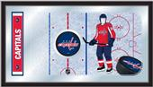 Holland NHL Washington Capitals Hockey Rink Mirror