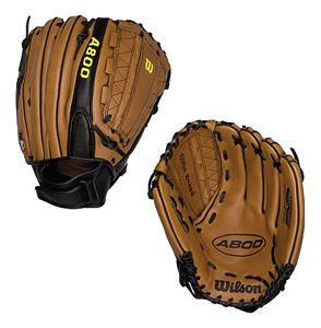 "12 1/2"" Pitchers/Outfield Baseball Gloves"