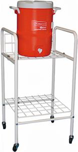 TC Sports Water Cooler Cart