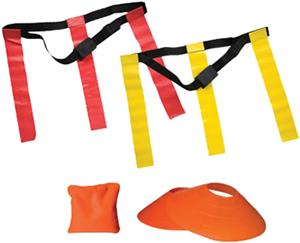 Franklin 10 Player Flag Football Set