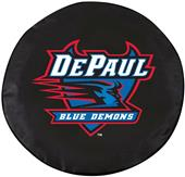 Holland NCAA DePaul University Tire Cover