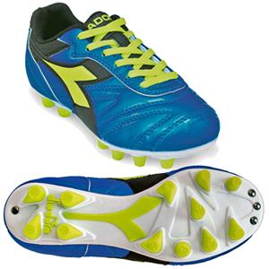 Diadora Italica MD PU JR Molded Soccer Cleats