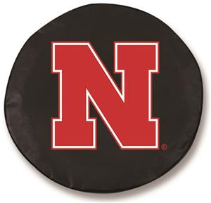 Holland NCAA University of Nebraska Tire Cover