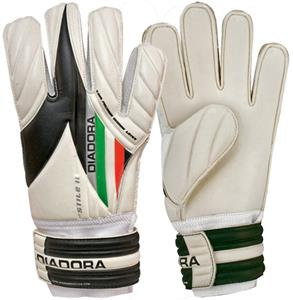 Diadora Stile II JR Soccer Goalie Gloves