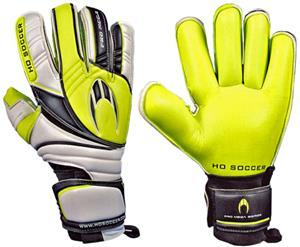 HO Soccer Pro Mega Roll Finger Soccer Goalie Glove