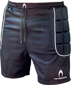 HO Soccer Partido Padded Goal Keeper Shorts