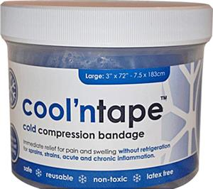 HO Soccer Cool'N Tape Bandage CASE of 12