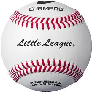 Little League Game Raised Seam Baseball CBB-200LL