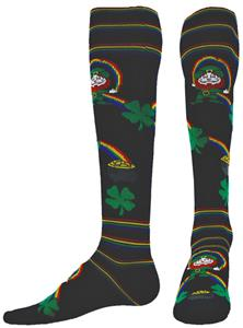 Red Lion Zany Pot O' Gold Performance Socks CO