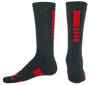 Red Lion Men's Alpha Dress Sport Comfort Crew Sock