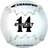 "Champro 14"" E-Soft Softball CSB-14"