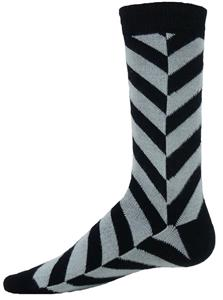Red Lion Men's Chevron Dress Sport Crew Sock