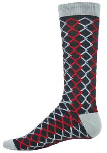 Red Lion Men's Links Dress Sport Crew Sock