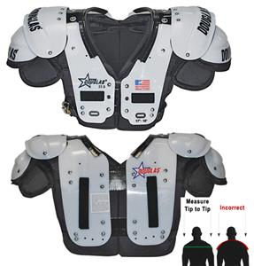 Douglas Pads Football SP 25 Shoulder Pads
